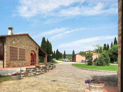 Photo for One bedroom Villa, sleeps 3 in Molino Mazzetti with Air Con and WiFi