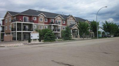 Photo for Gibbons New Furnished Two Bedroom Two Bathroom Condo for Short or long term Rentals