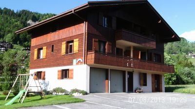 Photo for Nice apartment in a mountain chalet