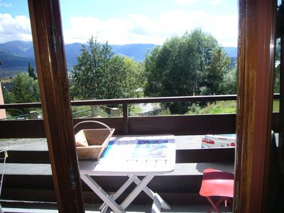 Photo for 3 room apartment 7 people with magnificent views of the Pyrenees - 3 Rooms 7 people