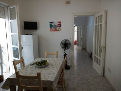 Photo for Holiday Home Close to the Beach in Central Location with Air Conditioning and Balcony; Garage Available; Pets Allowed