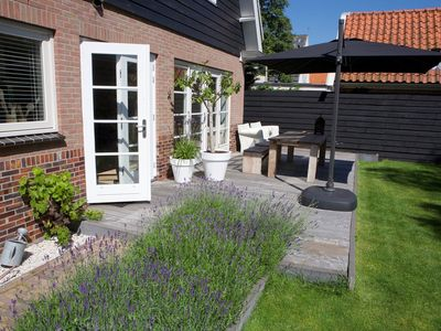 Photo for Luxurious, detached villa at the edge of Bergen, two bathrooms and a trampoline