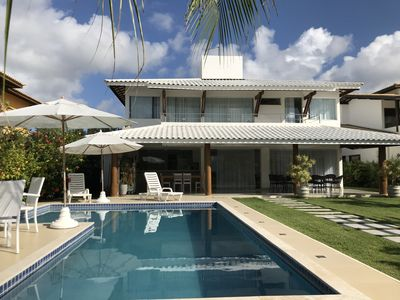 Photo for House with 5 suites in Guarajuba in Cond. closed to the seashore