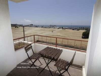 Photo for Apartment with sea view, in Carcavelos surf beach