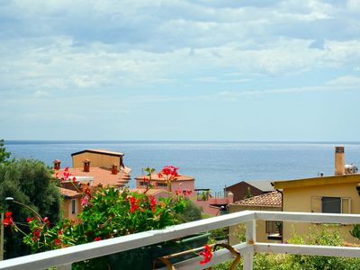 Photo for 150m from the sea and the main services offered by the small seaside resort