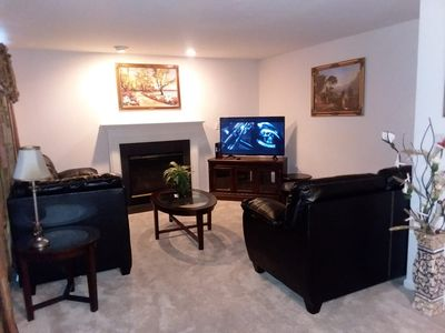 Photo for Awesome home, 5 miles from Dover Downs & speedway.