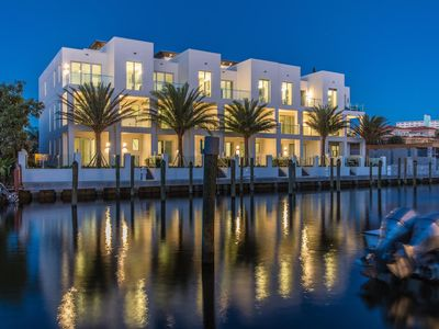 Photo for SkY230 Waterfront Luxury Townhome near Ocean
