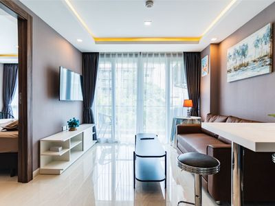 Photo for ⭐ Central Pattaya ⭐ 1BR @Brand New Centara Grand ⭐