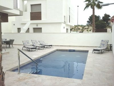 Photo for Villa Martin - 3 Bedroom, 3 bathroom Air Conditioned Villa with Pool and Garden