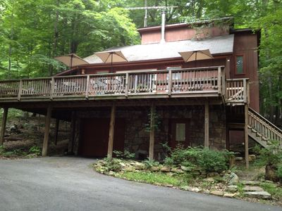 Mountain Home in Coolfont Mountainside Resort - Peaceful, Relaxing, & Fun!