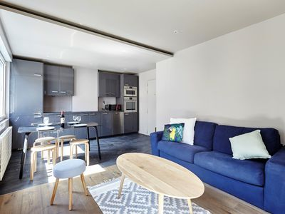 Photo for Modern 1BR Home in Batignolles