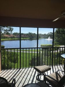 Photo for Bay Forest Naples Fl 2bed 2 bath condo beautiful view over looking large lake!