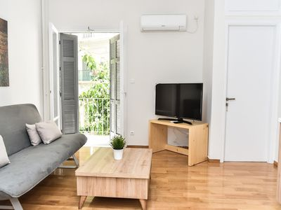 Photo for Warm and cozy apartment in the centre of Athens (B)