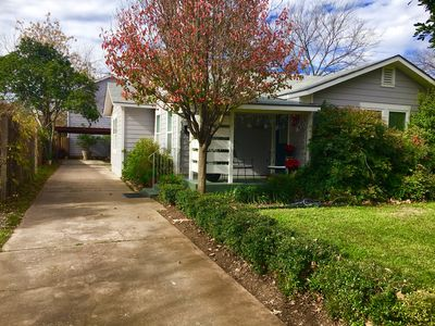 Photo for Updated Mid-Century Home In Convenient Central Austin!