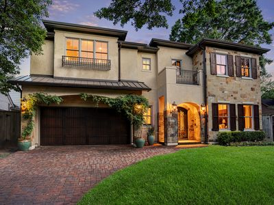 Photo for Spacious Northern Italian inspired Houston Home- Med Center/Rice Univ
