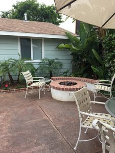 Photo for Relaxing, Romantic, and Fun!  Private, Quiet, and Less than a mile to the Ocean!