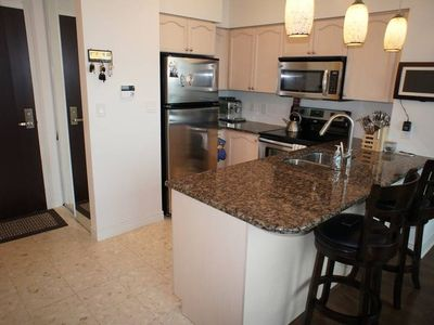 Photo for Luxury 2 Br, 2 Baths Fully Furnished Penthouse Near Squire One