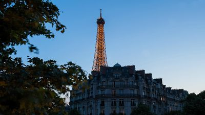 Eiffel Tower views like these provide memories of a lifetime
