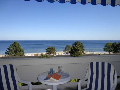Photo for 240 - walk on the beach, cozy, great Baltic Sea view - 240 - house 50 - 3rd floor