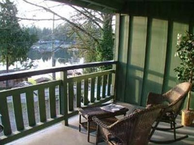 Photo for Original Shawnigan Lake Cottage with GORGEOUS LAKE VIEWS!