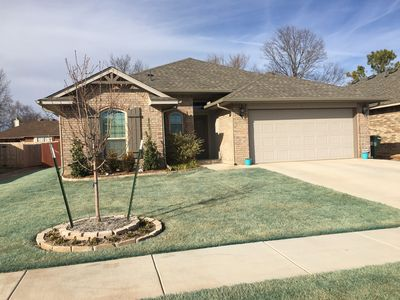 Photo for Beautiful New family home just minutes from OU Campus
