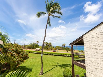 Photo for #205 Second floor condo, easy access to best beach on Maui!