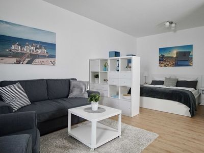 "Photo for Holiday apartment Jasmund (C) - Apartment house ""Haus Arkona"""