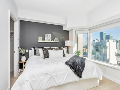 Photo for Clean and Pristine  - Classic & Trendy Yorkville Condo (Yonge & Bloor)