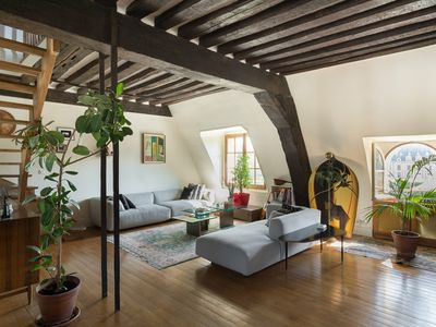 Photo for Place des Vosges - Two Bedroom Apartment, Sleeps 4