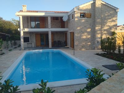 Photo for Exceptional Island House 248 m2 - Luxury living with 11 x 4 m. heated pool