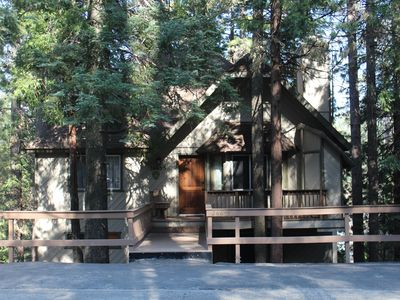 Photo for Beautiful Family Friendly Cabin Sleeps 10; Perfect for Large Group Or 2 Families