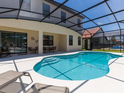 Photo for *SANITIZED* Luxury at Veranda Palms*  6 bedrooms Private Pool