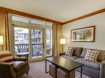 Photo for STOWEBOUND AT Stowe Mountain Lodge Ridgeline Studio - complimentary Valet parking