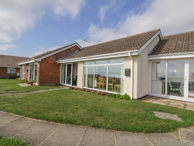 Photo for BEACH CROFT, pet friendly, with a garden in Kessingland, Ref 21832