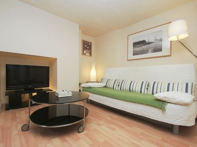 Photo for Swedish Retreat: 1 bedroom, sleeps 3, centrally located in North Laines, WiFi