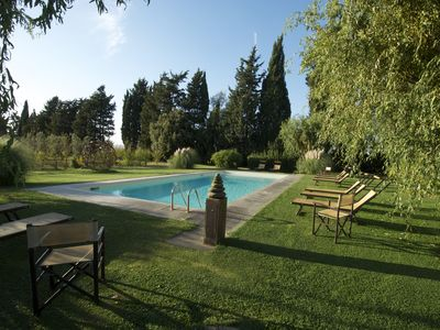Photo for Holiday apartment in Casale Toscano between Nature and Contemporary Art