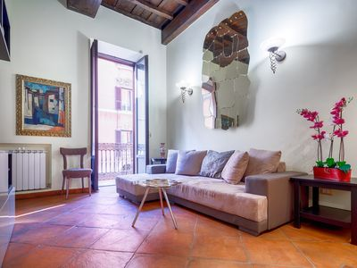 Photo for Spanish Steps Luxury Apartment