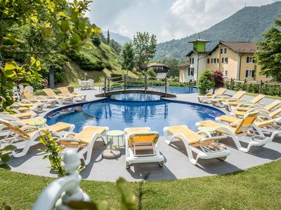 Photo for 2BR Apartment Vacation Rental in Pieve di Ledro, Lombardei