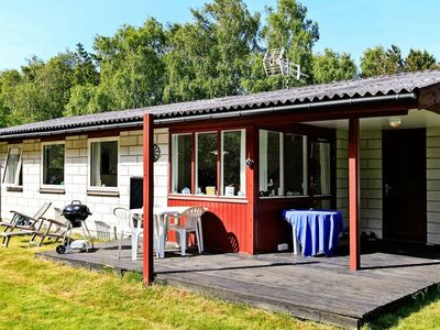Photo for Peaceful Holiday Home in Nordjylland with terrace
