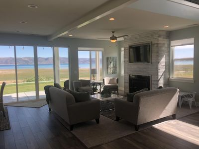 Photo for The Retreat at Legacy Beach is a luxury 4 Bedroom 3.5 Bathroom Lakefront Villa.