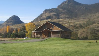 Photo for Yellowstone River Lodge 2 - Sleeps 18 - 10 miles to Yellowstone Entrance !