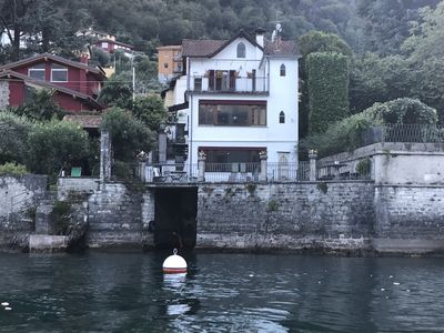 Photo for Beautiful Lakeside House with private access to the water.