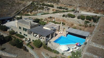 Photo for Majestic Villa with a swimming pool, tennis court and mini football pitch