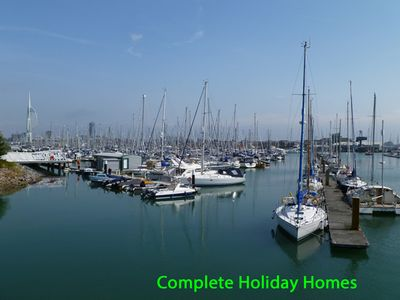 Photo for Harbour View 4 - Four Bedroom Apartment by Local Marinas sleeping 8