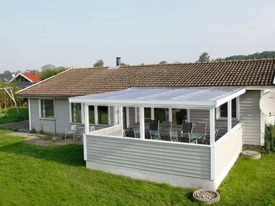 Photo for Cozy Holiday Home in Juelsminde with Sauna