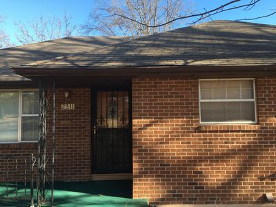 AN EXCELLENT STAY is a 3 Bedroom, 2 Baths, Living Room, Kitchen upstairs home.