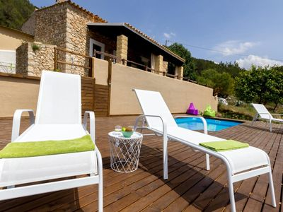 Photo for San Jose Villa, Sleeps 4 with Pool, Air Con and WiFi