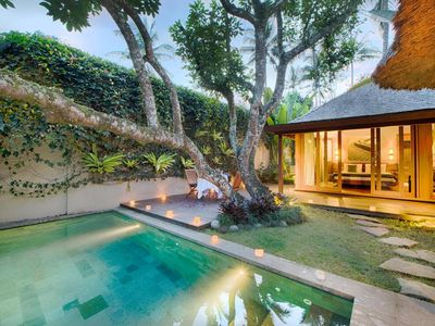 Photo for One Bedroom Private Villa Ubud+Pool Temu ku