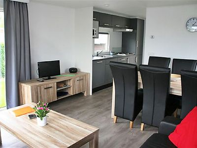 Photo for Vacation home Luxe 6 persoons in Retranchement - 6 persons, 3 bedrooms