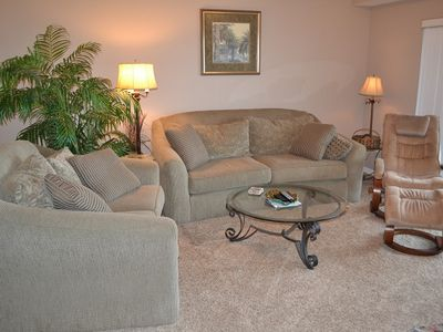 Photo for Quiet and Quaint 2 Bedroom 2 Bath condo on the 5th floor with beautiful estuary views OW6-503